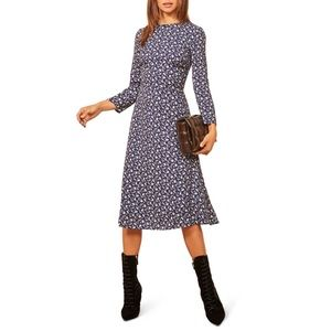 Reformation Moon Monterey Dress